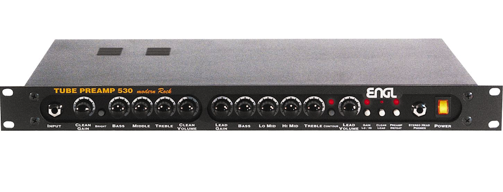 engl tube rackmount preamp e530 the axe palace. Black Bedroom Furniture Sets. Home Design Ideas