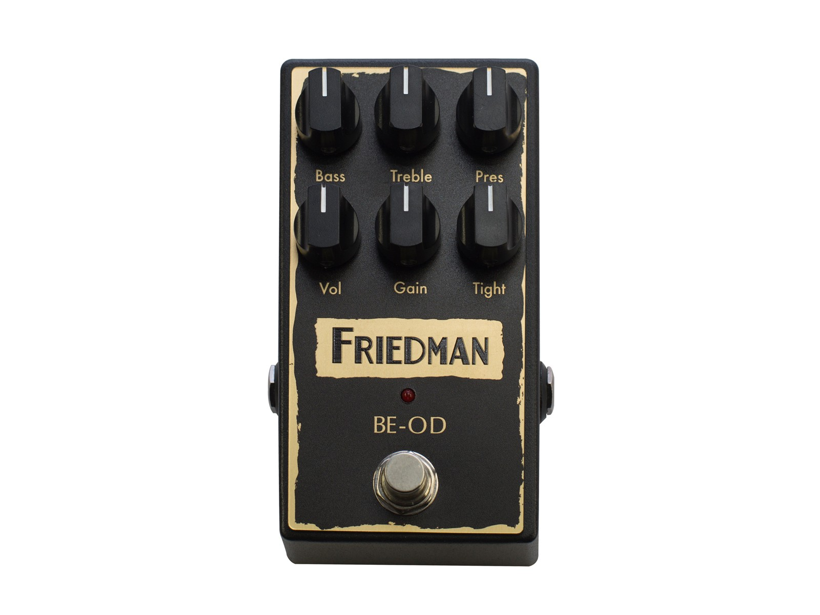friedman be od overdrive pedal made in the usa based on the be 100 amplifier the axe palace. Black Bedroom Furniture Sets. Home Design Ideas