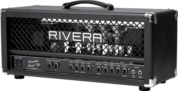 rivera knucklehead tre reverb 120w amplifier head w tight switch the axe palace. Black Bedroom Furniture Sets. Home Design Ideas