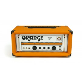 Orange AD200B MKIII 200W Valve Bass Head (Black)