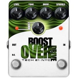 Tech 21 Boost Overdrive