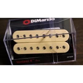 DiMarzio Ionizer 8-String Neck Pickup DP809 (Creme)