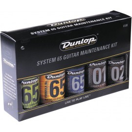 Dunlop System 65 Cleaning Kit
