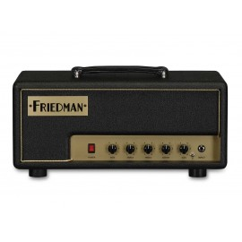 Friedman PT-20 Pink Taco 20W Hand-Wired Tube Amplifier Head