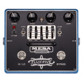 Mesa/Boogie Flux-Five Overdrive/EQ Pedal
