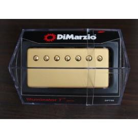 DiMarzio Illuminator 7 Neck Model DP756 (Gold Cover)