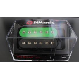 DiMarzio The Breed Neck DP165 Black/Green