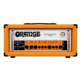 Orange Rockerverb 100 MK III 100W Tube Amplifier Head (Orange Tolex)
