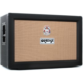 Orange PPC212C 2x12 Guitar Speaker Cabinet (Black or Orange Tolex)