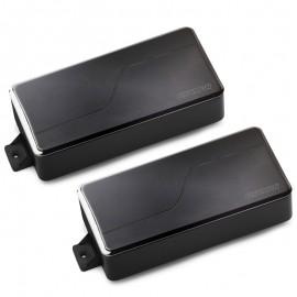 Fishman Fluence Modern 7-String Multi-Voice Humbucker Pickup Set (Black Nickel)