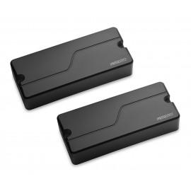 Fishman Fluence Modern 7-String Multi-Voice Humbucker Pickup Set (Black)