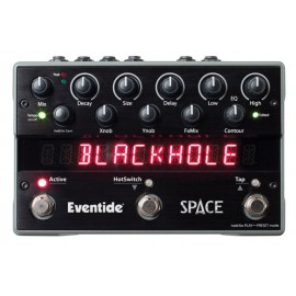 Eventide Space Reverb & Time Based Multi-FX Stompbox Processor