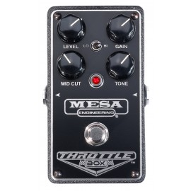 Mesa/Boogie Throttle Box Distortion Pedal
