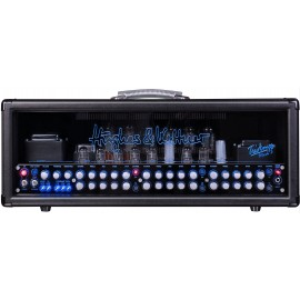 Hughes & Kettner TriAmp MK3 Multi-Watt MIDI Tube Amp Head w/ Footswitch
