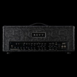Revv Generator 100p MKIII Tube Amplifier Head - Black Western Tolex