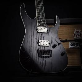 Ibanez RGR652AHBF Prestige 6-String Weathered Black (WK)
