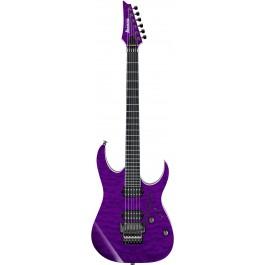 Ibanez Prestige RGR6QM Exclusive Limited Run 6-String (Transparent Violet) *PRE-ORDER*