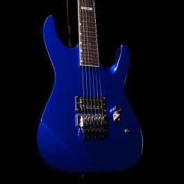 ESP LTD M-1 Custom '87 in Dark Metallic Blue
