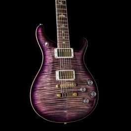 PRS McCarty 594 Charcoal Purple Burst 10 Top (Experience 2018)