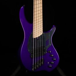 "Dingwall NG2 5-String Adam ""Nolly"" Getgood Signature Bass w/ Soft Case (Purple Metallic)"