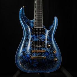 ESP Custom Shop Horizon-PT NT Tanzanite w/ Blue Pearl Black (Original Series)