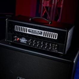 Mesa Boogie Rectifier Badlander 100 Head - Black (PRE-ORDER)