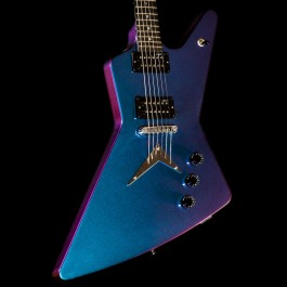 Dean USA Custom Shop Z - Blue Purple Colorshift (One of a Kind)