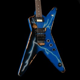 """Dean USA Dime ML """"Rust From Hell"""" Limited Run 88/100 - Airbrushed by Hand"""