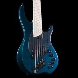 "Dingwall NG2 Combustion 5-String Adam ""Nolly"" Getgood Signature Bass w/ Soft Case (Black Forest Green)"