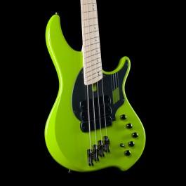 """Dingwall NG3 4-String Adam """"Nolly"""" Getgood Signature Bass w/ Soft Case (Ferrari Green)"""