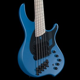 "Dingwall NG3 5-String Adam ""Nolly"" Getgood Signature Bass (Laguna Seca Blue)"
