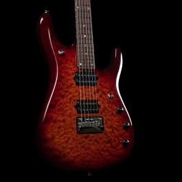 Ernie Ball Music Man JP6 BFR John Petrucci Signature (Dragon Blood Quilt)