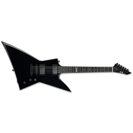 ESP 2021 E-II EX - Black, Ebony Fingerboard, EMG 81/60 Pickups (PRE-ORDER)
