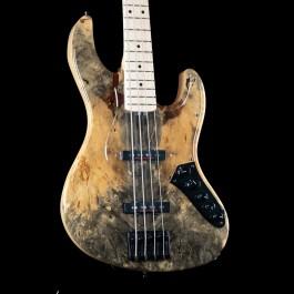 ESP 45th Anniversary Original Series AMAZE CTM 4-String Bass (Buckeye Burl)
