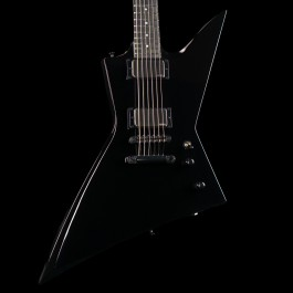 ESP 2021 E-II EX - Black, Ebony Fingerboard, EMG 81/60 Pickups