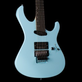 ESP Custom Shop Maverick - Sonci Blue, Chrome Hardware, Ebony Fingerboard