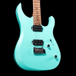 LSL Custom Shop XT4 Satin Seafoam Green with Roasted Maple Neck & Stainless Steel Frets