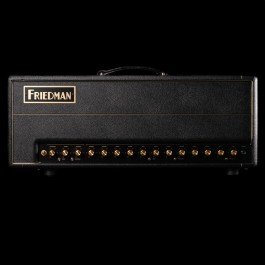 Friedman BE-100 Deluxe 3-Channel 100-Watt Tube Guitar Amp Head