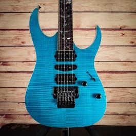 Ibanez J-Custom RG8570Z 6-String (Chrysocolla)
