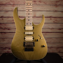 Ibanez RG657AHM-GDF Prestige 6-String (Japan Exclusive Model)