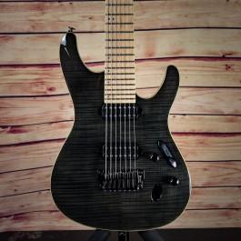 Ibanez Prestige S6527MFFX Exclusive Limited Run 7-String (Black Haze)