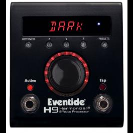 Eventide H9 Max Dark Multi-Effects Processor Stompbox with MIDI and App Control