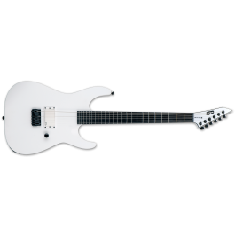 ESP LTD 2021 M-HT Arctic Metal - Snow White Satin (PRE-ORDER)
