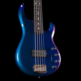 Music Man StingRay Special 5-String BFR Limited Edition Bass (Kinetic Blue, Ebony Fingerboard)