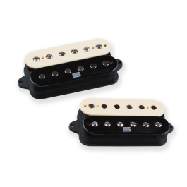 Seymour Duncan Duality 6 String Set in Zebra