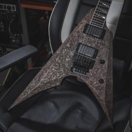 "ESP Original Series Arrow ""Rusty Iron"" Guitar"