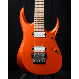 Ibanez RGD3127 Prestige 7-String Roadster Orange Metallic Flat