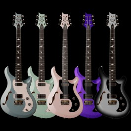 PRS S2 Vela Semi-Hollow Axe Palace Exclusive Limited Run Guitar w/ Birds & Ebony Fingerboard [PRE-ORDER]
