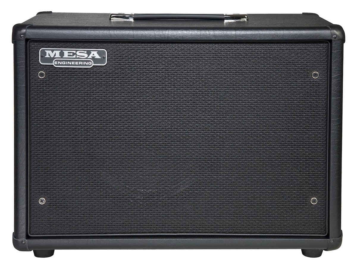 mesa boogie 1x12 widebody closed back guitar cabinet the axe palace. Black Bedroom Furniture Sets. Home Design Ideas
