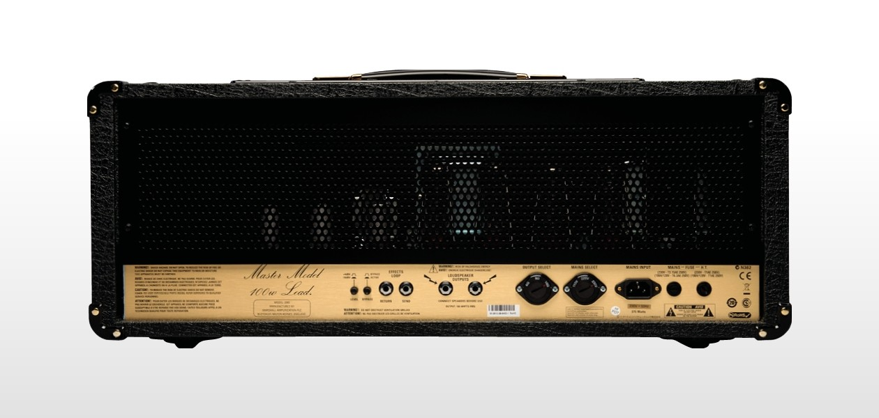 marshall jcm800 2203 100w tube amplifier head w fx loop made in the uk the axe palace. Black Bedroom Furniture Sets. Home Design Ideas